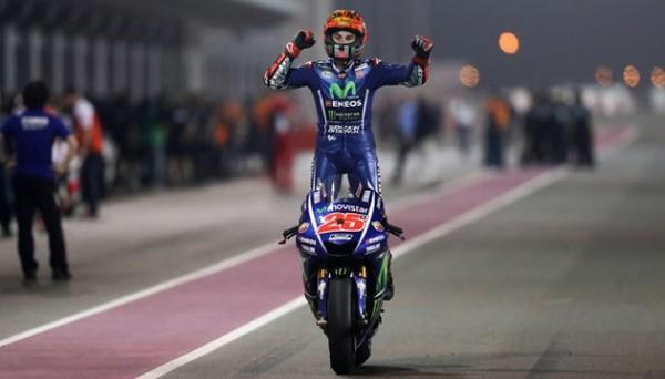 Maverick Vinales Sudah Tahu Cara Kalahkan Valentino Rossi | Berita Olahraga Terkini