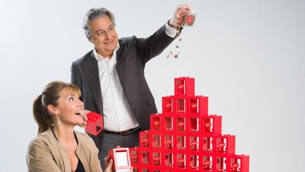 6 millions de pièces rouges récoltées pour le Télévie!