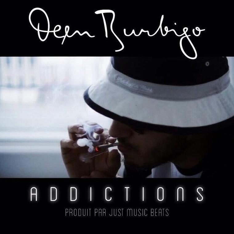 "Ecoutez "" Addictions "" le nouveau clip de Deen Burbigo"