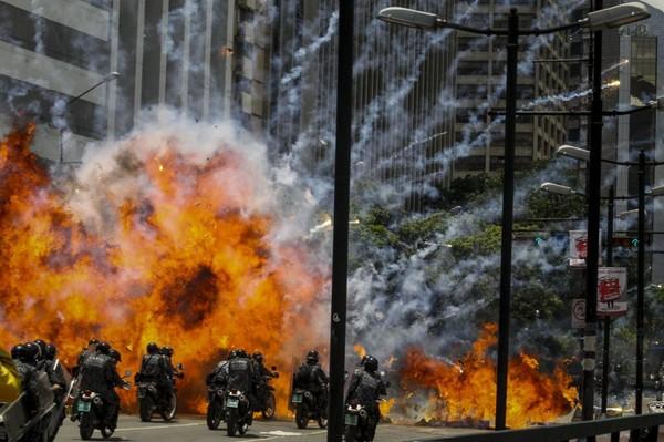 Venezuela, el país donde la óptica de los Medios se pone patasarriba