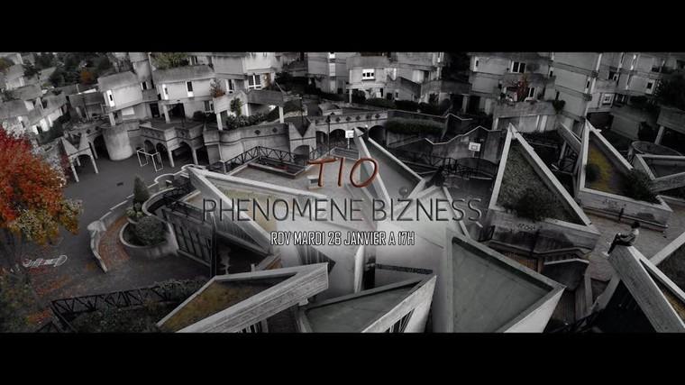 """Découvrez le nouveau clip de Phénomène Bizness """" Tio """""""