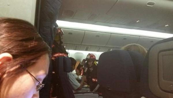 Atterrissage d'urgence d'un vol à destination de Bruxelles