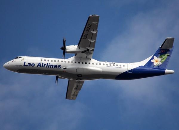 Laos - Pakse - crash aérien : Un avion s'écrase dans la rivière Mékong entrainant la mort des 44 passagers et 5 membres d'équipage