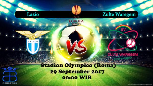 Prediksi Lazio VS Zulte Waregem   Prediksiskorbolajitu  