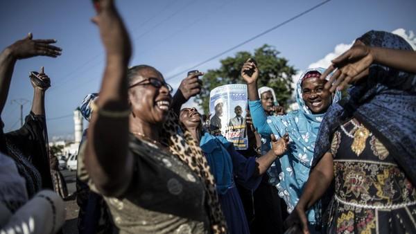 Résultats définitifs aux Comores: le parti Juwa l'emporte - Afrique - RFI