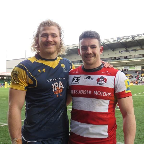 Scottish Rugby Lads — the-dapper-executive: Matt Scott Cheers dapper...