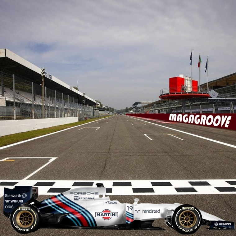 Album - Photos partenaires - MagaGroove : WilliamsRracing Martini F1 | DesRecherche.com