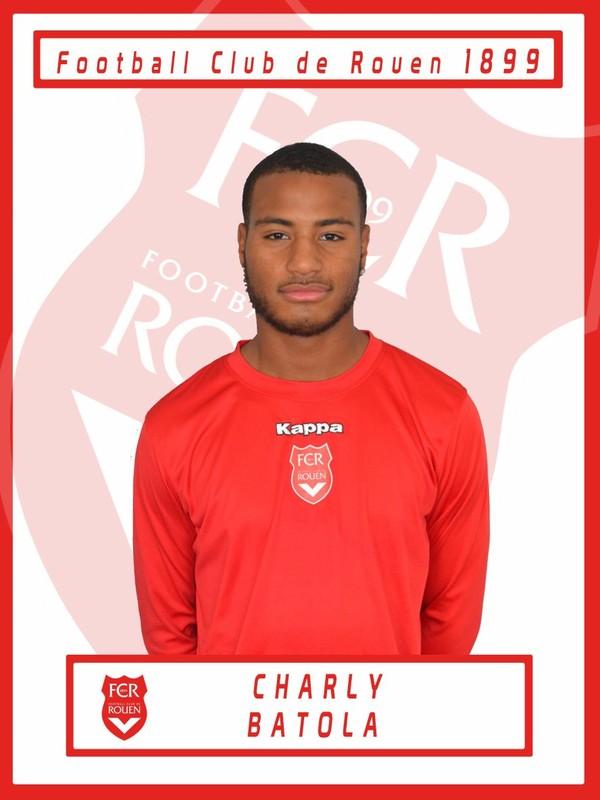FCR - Le FCR compte sur ses Diablotins : Charly Batola