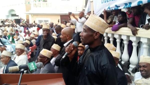 La prise de parole d'Abdallah Agwa à Badjanani a énervé à Beit Salam | Comores Infos