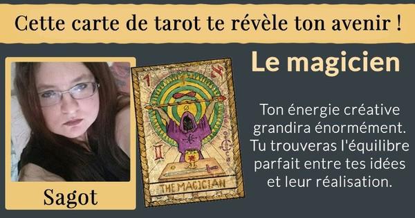 Tire une carte de tarot et découvre ton avenir !
