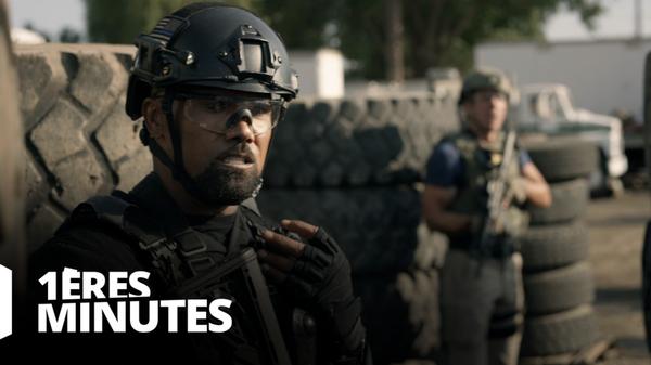 S.W.A.T. - S02 E04 - Le combat de coqs - premières minutes - SWAT   TF1 SÉRIES FILMS