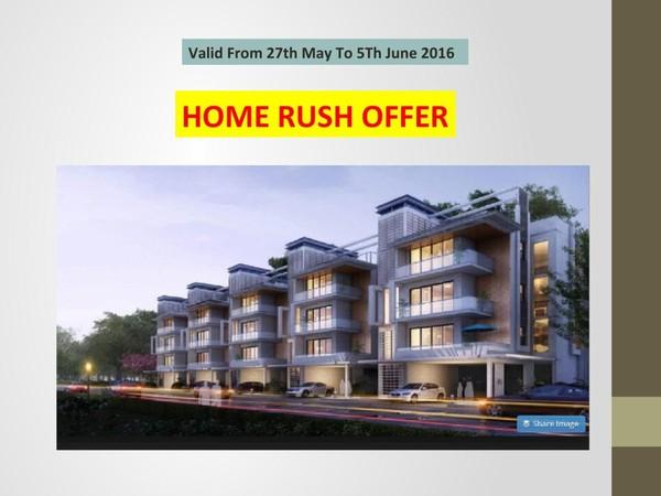 Godrej Offers Home Rush - Gurgaon