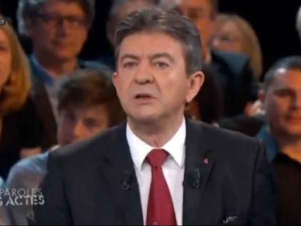 Mélenchon: «On ne me fait pas sauter à la corde!» - Rue89