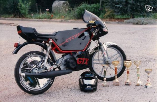 Mobylette de collection Cycmo Motos Tarn - leboncoin.fr