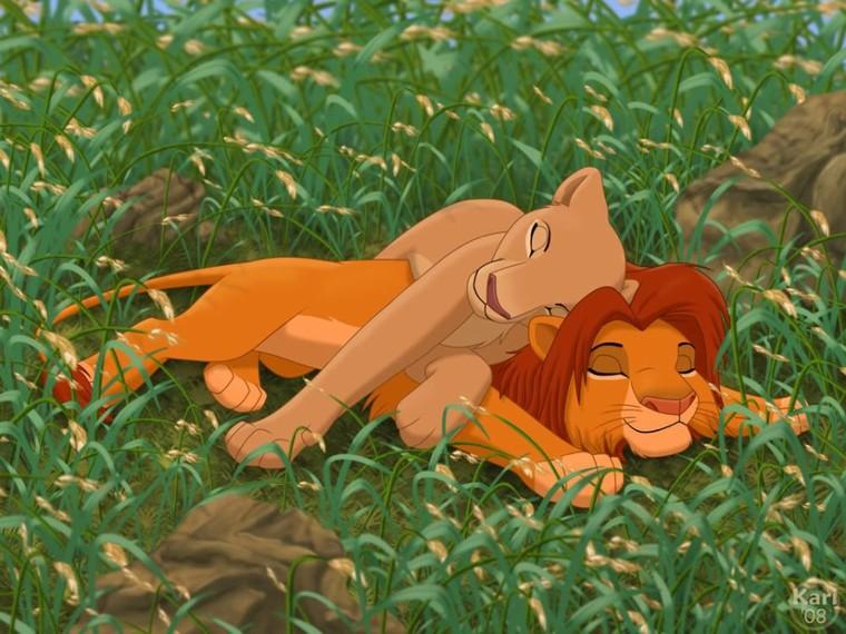 Notre fiction sur le Roi Lion.