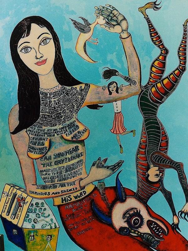 Exposition Art Blog: Jane Winkelman