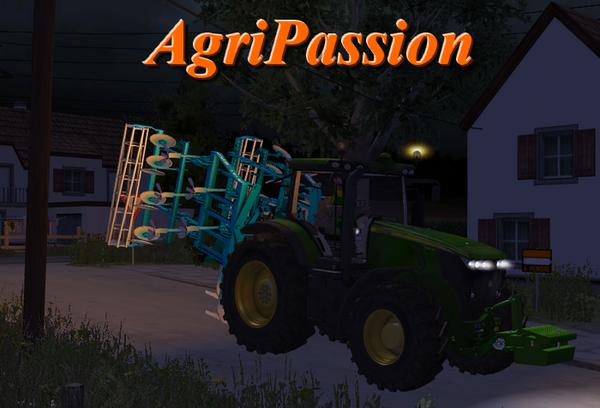 agripassion :: agriculture en miniature, en réel et en jeu vidéo