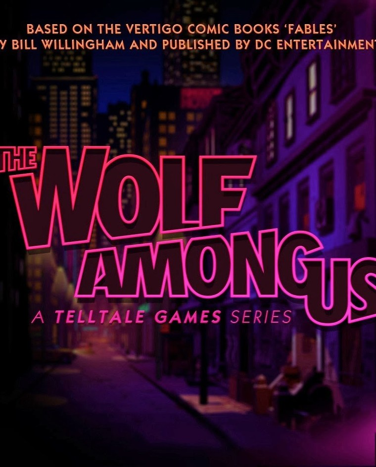 Most Downloaded Games: The Wolf Among Us Episode 2-CODEX
