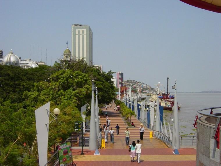 Guayaquil, la Perle du Pacifique