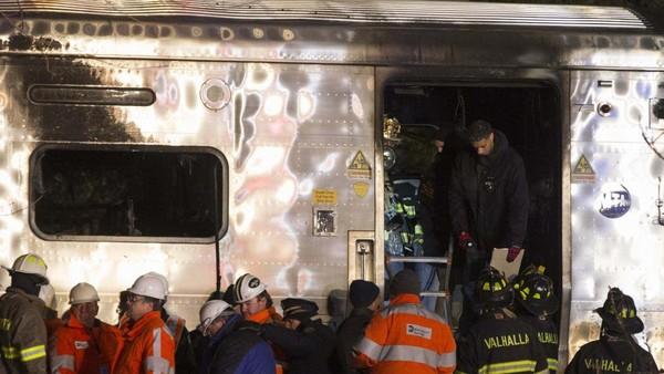 Plusieurs morts dans un accident de train à New York - Amériques - RFI