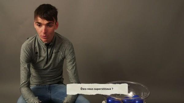Les «Petits Papiers», avec Romain Bardet : «Je n'étais pas très bon en gym»