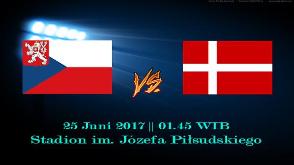 Prediksi Ceko U21 vs Denmark U21 25 Juni 2017