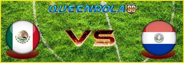 Prediksi Meksiko vs Paraguay 02 Juli 2017