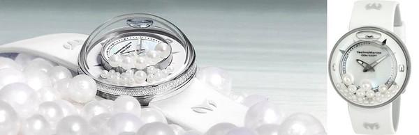 BEAUTY LICIEUSE: [CONCOURS BLOGANNIVERSAIRE 4 ANS #2] - 1 montre AquaSphère Pearls TechnoMarine d'une valeur de 700€ à gagner