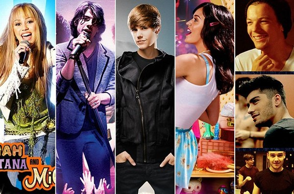 Miley Cyrus, JoBros, Justin Bieber, Katy Perry, One Direction: Whose 3D Film Is Best?