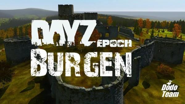 [GER] DayZ Epoch - Chernarus Burgen [German] - Dayz TV