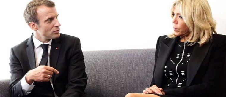 Brigitte et Emmanuel Macron célèbrent leurs dix ans de mariage : où ont-ils passé la journée ? - actu - Télé 2 semaines