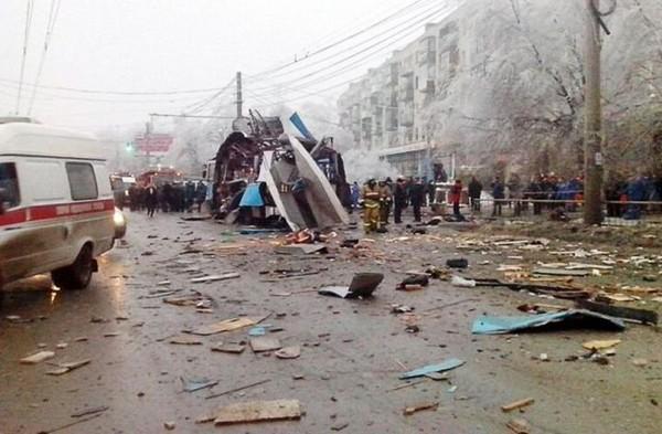 EN IMAGES. Deuxième attentat-suicide à Volgograd