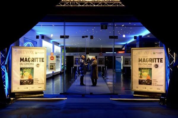 Cinevox Happening spécial Magritte du Cinéma et 'Paris Pieds Nus': les photos - Cinevox
