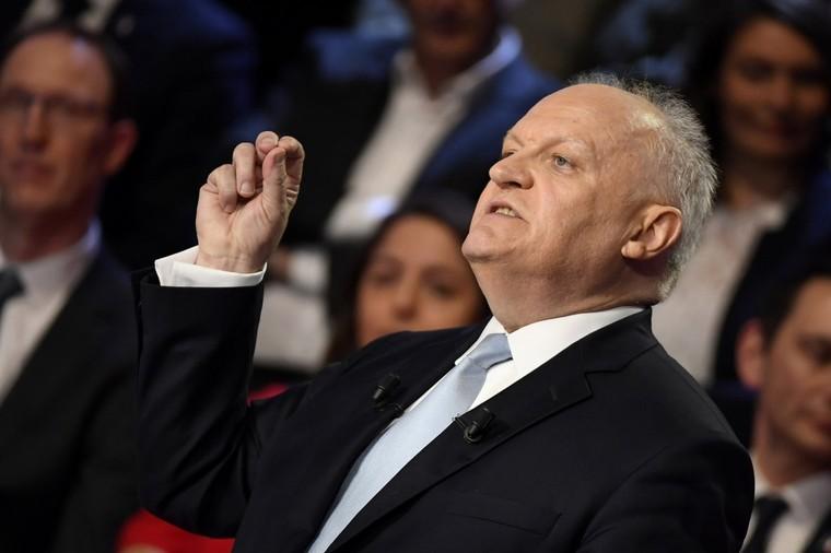 Election présidentielle française : l'intrus et l'ovni