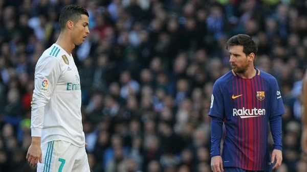 Real Madrid Menelan Kekalahan di Kandang Sendiri Dari FC Barcelona