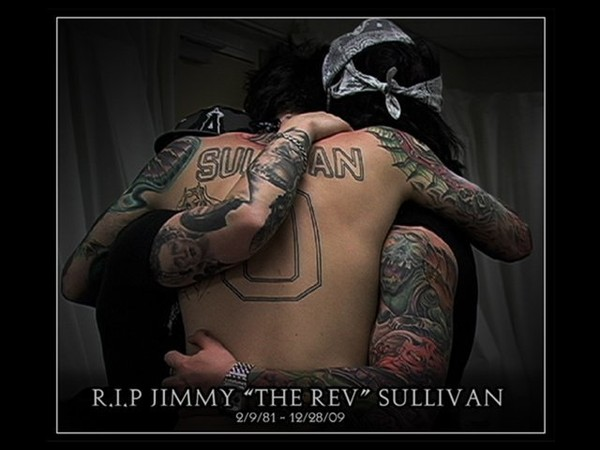 "R.I.P. JIMMY ""THE REV"" SULLIVAN - TRIBUTE VIDEO in Avenged Sevenfold"
