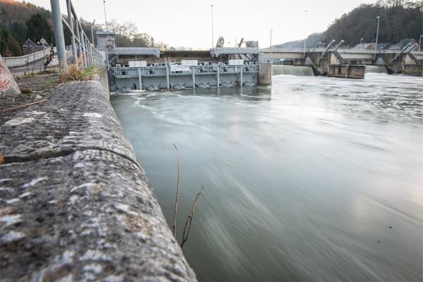 Haute-Meuse: Le potentiel hydroélectrique du fleuve enfin exploité