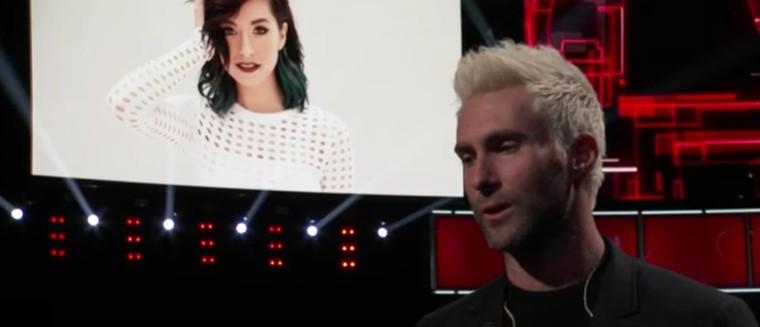 Adam Levine rend un vibrant hommage à Christina Grimmie, candidate de The Voice disparue