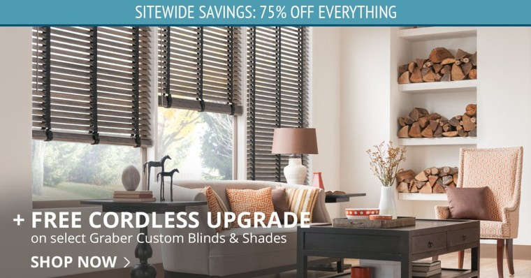 Discounts on the Best Blinds and Shades