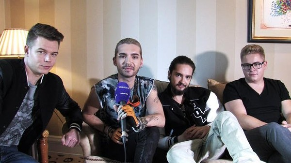 Exklusives Yahoo-Interview mit Tokio Hotel | DE Video Generic | Videos | Yahoo Screen