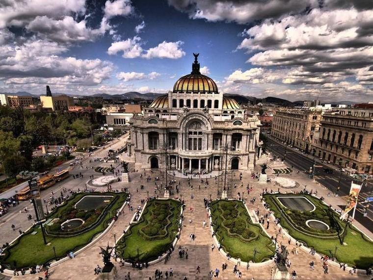 Palais des beaux-arts de Mexico  - LNO
