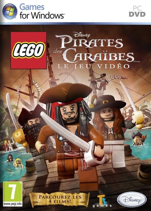 LEGO Pirates des Caraïbes - 2011 - PC