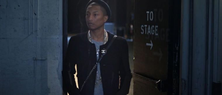Pharrell Williams : Chanel l'embauche pour vendre ses sacs à main ! (VIDEO)