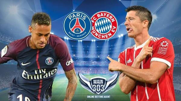 Highlights Pertandingan Bayern Munchen vs PSG 3-1