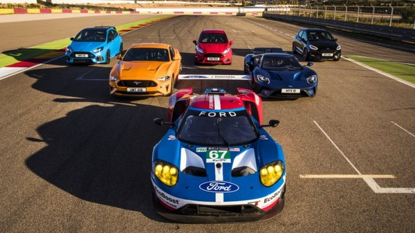 8 vehicles to prove that Ford has the finest performance cars