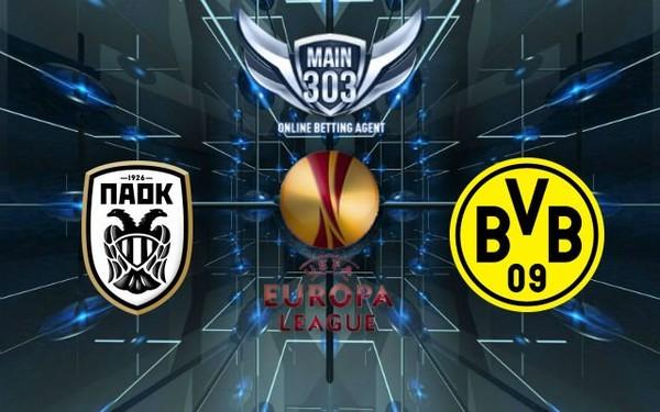 Prediksi PAOK vs Borussia Dortmund 2 Oktober 2015
