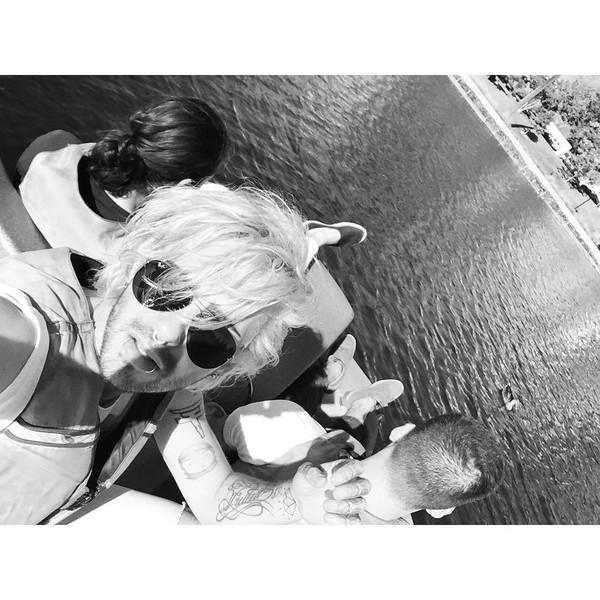 Instagram photo by Bill Kaulitz • Jul 30, 2016 at 10:52pm UTC
