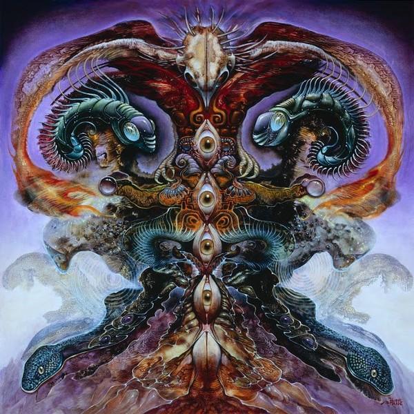 Exposition Art Blog: Robert Venosa - Visionary Art and Psychedelic Surrealism