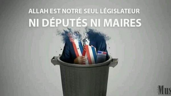 """""""Préserve ta foi: ne vote pas"""": une association salafiste appelle au boycott des municipales"""