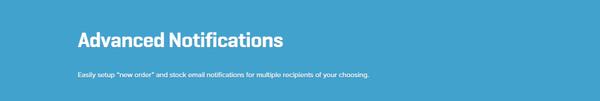 WooCommerce Advanced Notifications Extension 1.1.19   WooCommerce Plugins